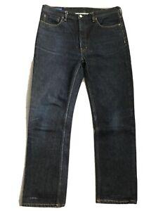 ACNE Jeans W34 / L29 Blue Indigo Denim