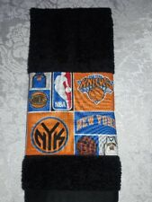 New York Knicks Hand Towel Handmade  GREAT GIFT!!! GREAT FOR GOLF BAGS AND BARS