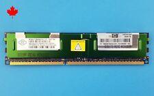 HP G6 G7 4GB 2Rx4 DDR3 PC3-10600R RAM Memory 500203-061 DL360 DL380 DL580 ML350