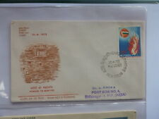 INDIA 1973 HOMAGE TO MARTYRS FDC FIRST DAY COVER  NEW DELHI