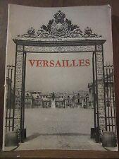 Versailles, introduction de Henri Stein/ éditions Vizzavona