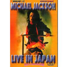 Michael Jackson - Live in Japan (DVD) Recorded September 17, 1987, Yokahama