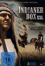 Indianer Box XXL  [FSK16] (Box mit 9 Filmen - 3DVDs) NEU+OVP