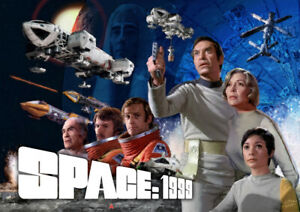 Space 1999 35mm Film Cell strip very Rare var_b