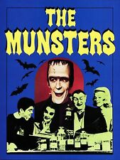 The Munsters Herman 1960's TV Show Horror Comedy Sticker or Magnet