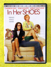 In Her Shoes ~ New DVD Movie ~ Cameron Diaz Shirley Maclaine Comedy