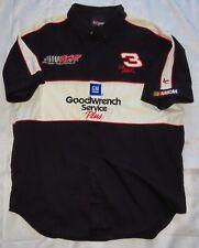 RARE!! NASCAR Dale Earnhardt #3 Goodwrench Service Plus Crew Shirt