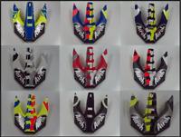 Airoh Twist 2.0 Replacement Motorcycle Motorbike Helmet Peak