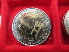 2 EURO COMMEMORATIVE LUXEMBOURG 2004 DISPONIBLE TOUT DE SUITE