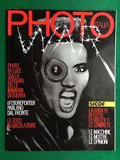 Rivista erotica PHOTO n.189 del 1991 Ed Italiana , GRACE JONES