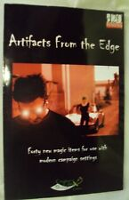 D20 ARTIFACTS FROM THE EDGE MODERN SETTING MAGIC ITEMS BOOK CREATIONS EDGE GAMES