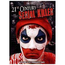 21st Century Serial Killer (DVD, 2013) NEW