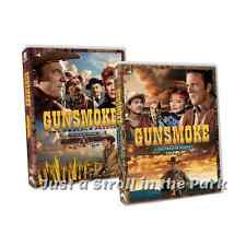 Gunsmoke: TV Series Complete Season 12 Volumes 1 & 2 Box / DVD Set(s) NEW!