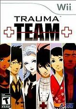 Trauma Team (Nintendo Wii, 2010) Complete & Fully Tested
