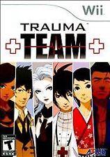 Trauma Team (Nintendo Wii, 2010) Atlus CIB Complete Free Shipping!