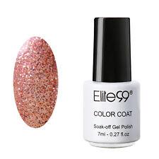 Elite99 Color UV Gel Polish Soak Off Nail Lacquer Varnish Manicure Base Top Coat
