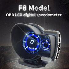 Car HUD Mini Head Up Digital Display Dash Boost EGT Scan Tool Multi OBD2 Gauges