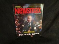NEWSMAX MAGAZINE NOVEMBER 2015 John Kasich best drinks 6 ways to protect heirs