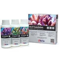 RA Reef Foundation ABC+ Liquid Supplement - 250 ml - 3 pk