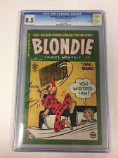 BLONDIE COMICS MONTHLY #31 CGC 8.5 1951 HARVEY COMICS