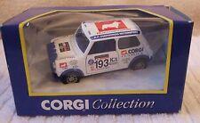 CORGI COLLECTION MODEL *** MINI COOPER CAR - RAC RALLY MINI *** BOXED - No 04402