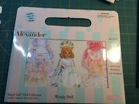 Madame Alexander Wendy Magicloth Magnetic Doll paper doll