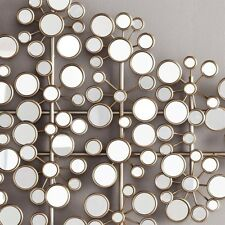 SEI Ws9741 Oblishen Mirrored Metal Wall Sculpture