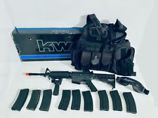 KWA CQR MOD1 Airsoft Gun With Vet And Accesories