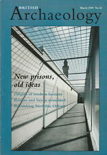 BRITISH ARCHAEOLOGY Magazine March 1999 - New Prisons, Old Ideas
