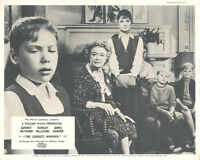 The Loudest Whisper Children's Hour Original Lobby Card Audrey Hepburn