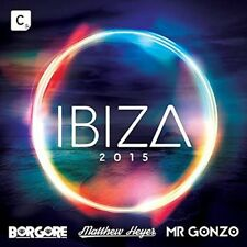 MATTHEW/MR.GONZO BORGORE/HEYER - IBIZA 2015 3 CD NEU