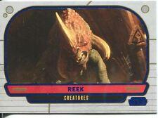 Star Wars Galactic Files Blue Parallel #301 Reek