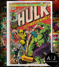 The Incredible Hulk #181 (Marvel) LOW GRADE! HIGH RES SCANS! NO MVS!