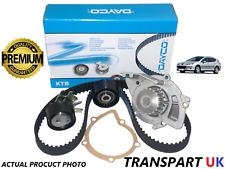 PEUGEOT 407 SW ESTATE 2.0 HDI DIESEL DAYCO CAM BELT TIMING BELT KIT WATER PUMP