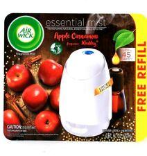 Air Wick Essential Mist Limited Edition Apple Cinnamon Medley Diffuser & Refill