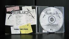 Metallica - Turn The Page 4 Track CD Single Australia Release
