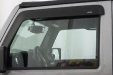 AVS 892024 Low-Profile Ventvisor Window Deflector Smoke 2014-2017 Ford Transit