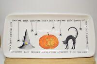 Rae Dunn Halloween Platter