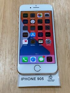 Apple iPhone 8 - 128GB - Gold (Unlocked) A1905 (GSM) GREAT SHAPE 905