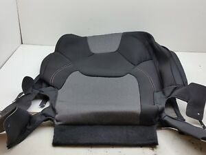 2014 2015 2016 2017 JEEP CHEROKEE LATITUDE RIGHT REAR UPPER OEM SEAT COVER #066
