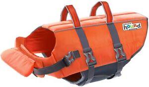 Outward Hound Dog Life Jacket Large Orange - 22021