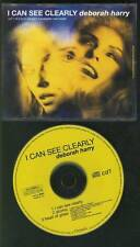 DEBORAH HARRY I Can See Clearly CD1 in a double play case BLONDIE