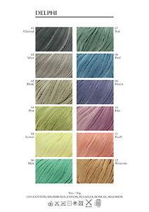Debbie Bliss Delphi - 1 x 50g - 100% Cotton
