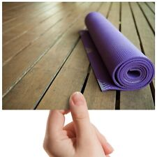 "Yoga Fitness Exercise Mat - Small Photograph 6"" x 4"" Art Print Photo Gift #14513"