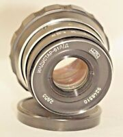 Industar-61 L/D 2.8/55 M39 soviet vintage lens, for Fed Zorki made in USSR