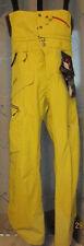 Mammut Alyeska GTX Pro 3L Realization Pants Hose Gr. L Goretex Pro Gelb NEU !