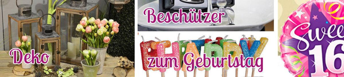 Schenken macht glücklich :)