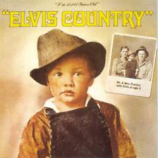 Elvis Presley - Elvis Country [CD New] 886977094927