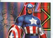 The Complete Avengers Legendary Heroes Chase Card LH1