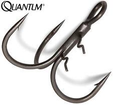 Quantum Claw Treble Hooks Gr. 1 4 Stk. matt